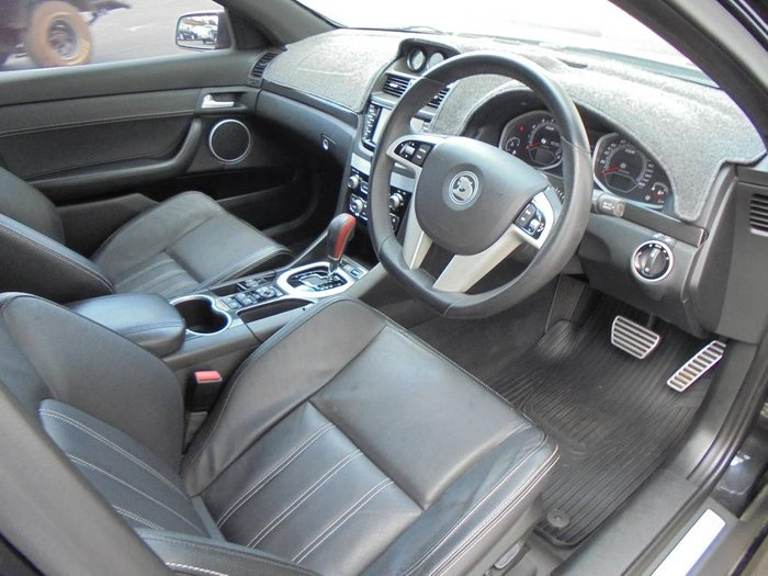 2010 HOLDEN SPECIAL VEHICLE GTS