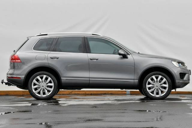 2015 Volkswagen Touareg V6 TDI 7P MY15 Four Wheel Drive CANYON GREY