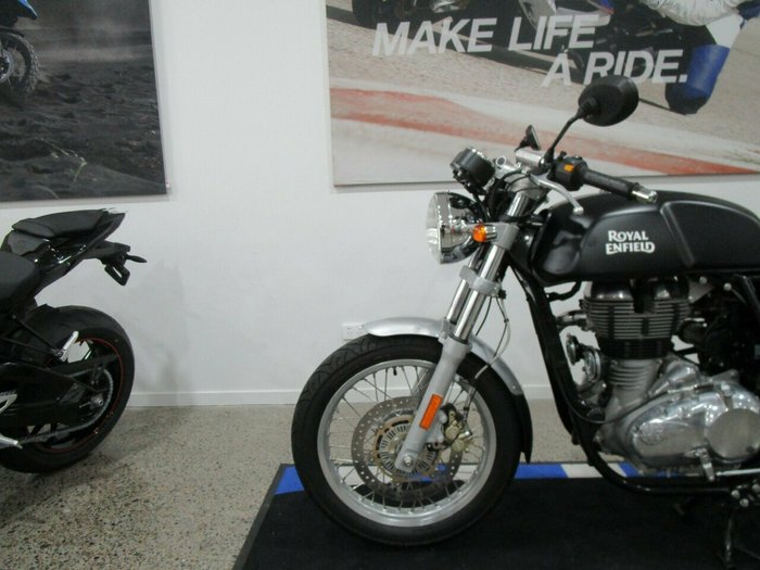 2018 Royal Enfield CONTINENTAL GT Red