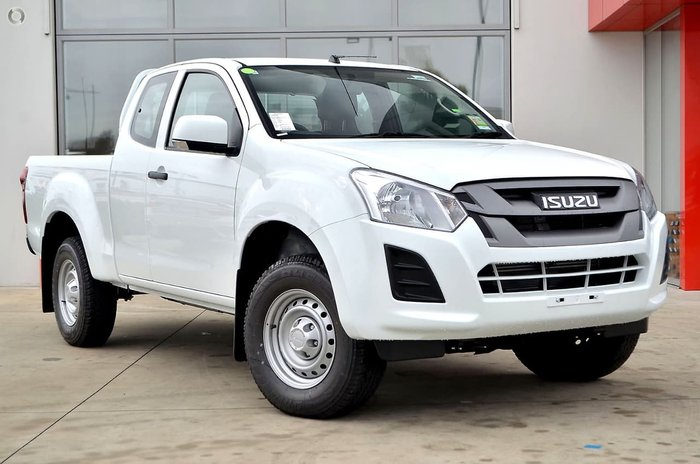 2019 Isuzu D-MAX SX High Ride