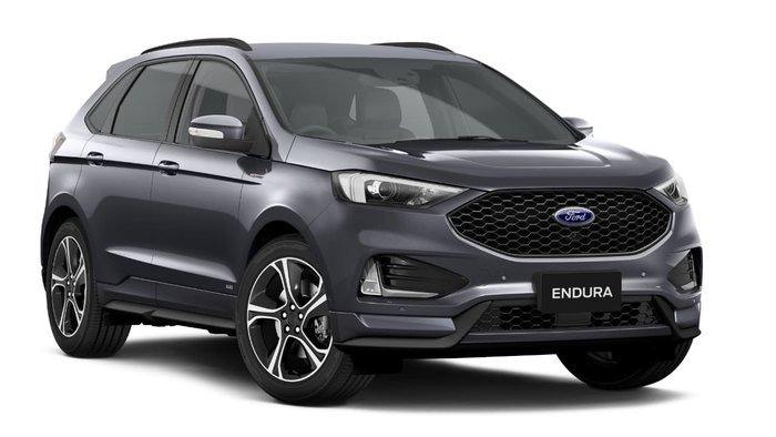 2019 Ford Endura ST-Line CA MY19 Four Wheel Drive Grey