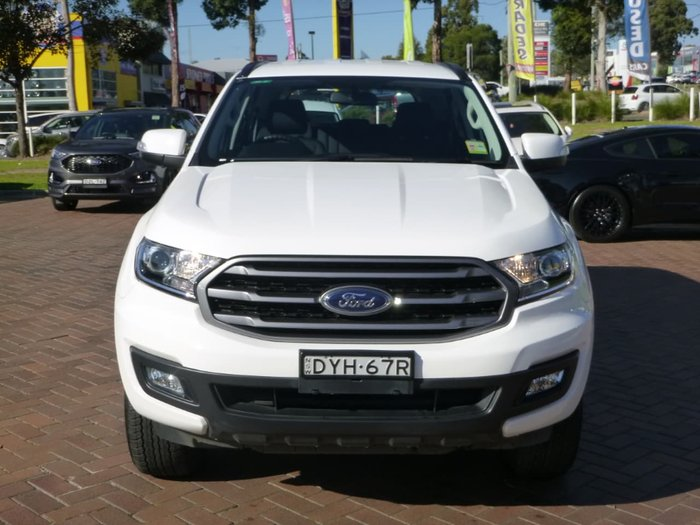 2018 Ford Everest Ambiente UA II MY19 White