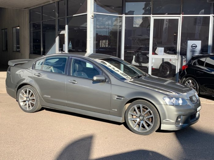 2012 Holden Commodore SS V VE Series II MY12 Grey