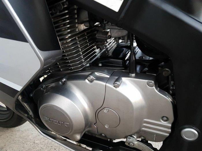 2009 Suzuki GS500 GREY