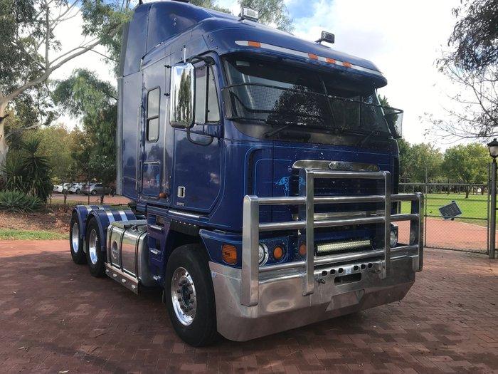 2006 Freightliner Argosy 101 Blue