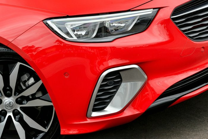 2017 Holden Commodore RS ZB MY18 4X4 On Demand ABSOLUTE RED