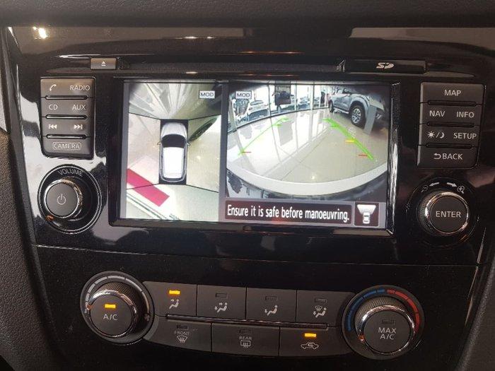 2017 Nissan QASHQAI ST-L J11 Series 2 Silver