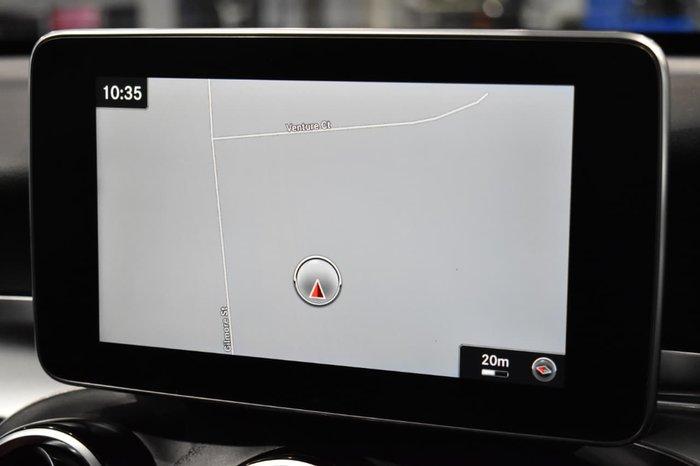 2018 Mercedes-Benz GLC250 d X253 Four Wheel Drive Black
