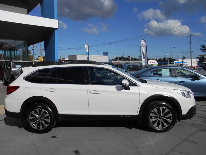 2017 Subaru Outback 2.5i Fleet Edition 5GEN MY17 Four Wheel Drive