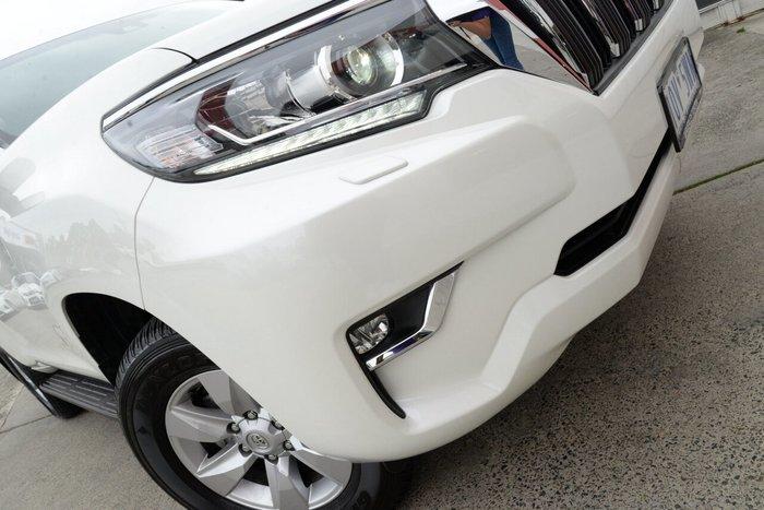 2018 Toyota Landcruiser Prado