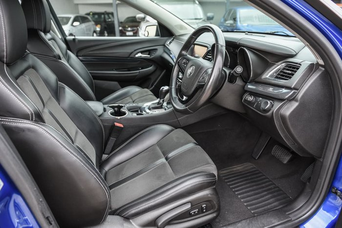 2017 Holden Commodore SS VF Series II MY17 Blue