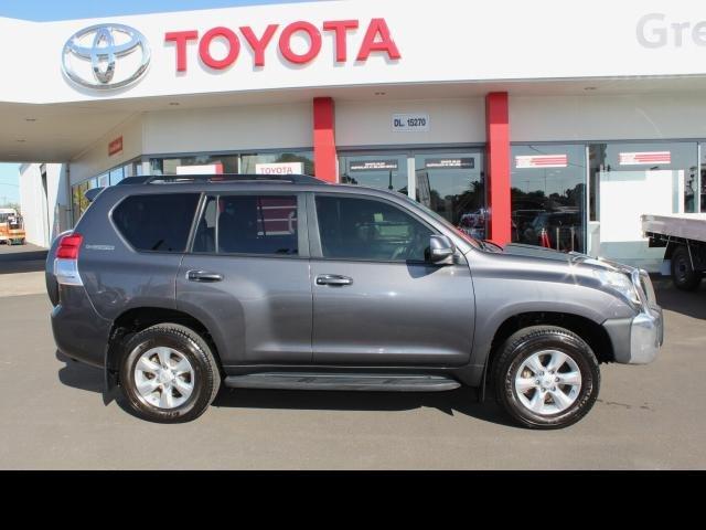 2012 Toyota Prado