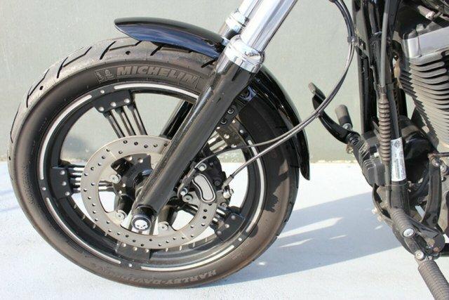 0 Harley-davidson 2017 HARLEY DAVIDSON 1700CC FXDB STREET BOB Black