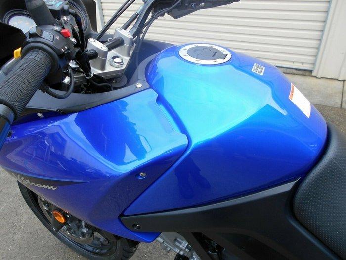 2010 Suzuki DL650 V-STROM Blue