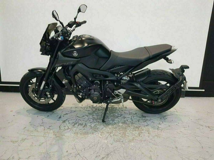 2016 YAMAHA MT-09 Black