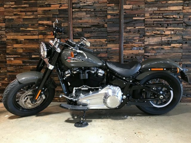 2019 Harley-Davidson FLSL SLIM (107) (SOLID) Industrial Gray