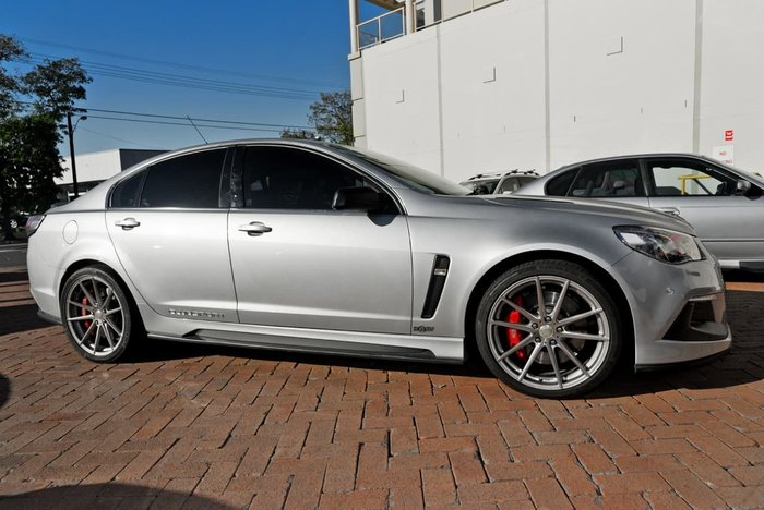 2016 Holden Special Vehicles Clubsport R8 LSA GEN-F2 MY16 Silver