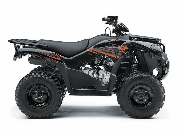 2018 Kawasaki Brute Force 300