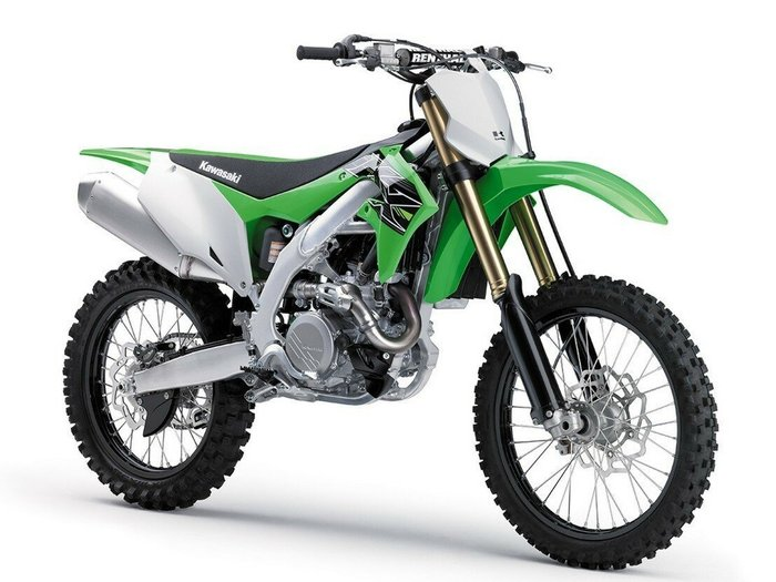 2019 Kawasaki 2019 KX450F