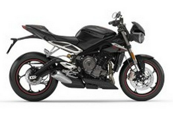 2018 Triumph Street Triple RS 765