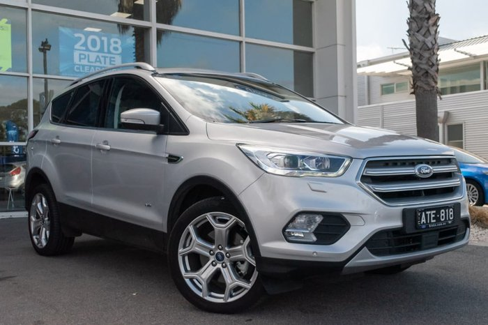 2017 Ford Escape Titanium ZG 4X4 On Demand