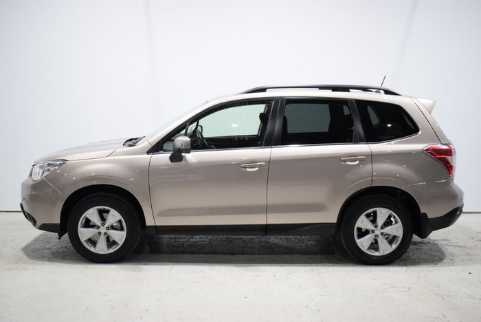 2013 Subaru Forester 2.5i S4 MY13 Four Wheel Drive Bronze