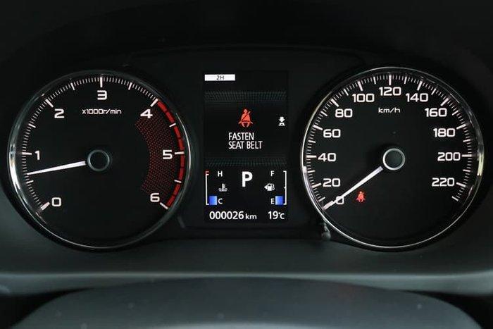 2018 Mitsubishi Pajero Sport Exceed QE MY19 4X4 Dual Range Blue