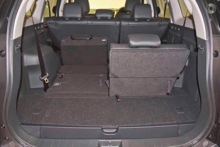 2018 Mitsubishi Pajero Sport GLS QE MY19 4X4 Dual Range Grey