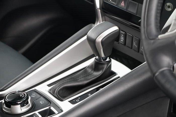 2018 Mitsubishi Pajero Sport Exceed QE MY19 4X4 Dual Range Black