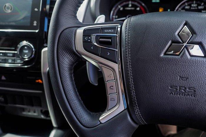 2018 Mitsubishi Triton GLS MR MY19 4X4 Dual Range Grey