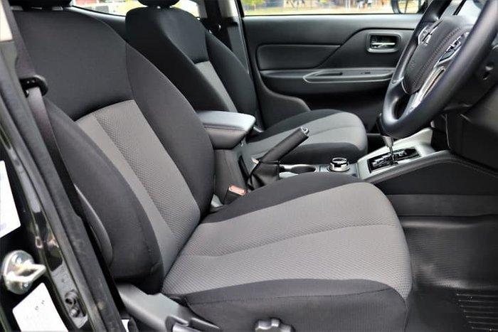 2018 Mitsubishi Triton GLX+ MR MY19 4X4 Dual Range Grey