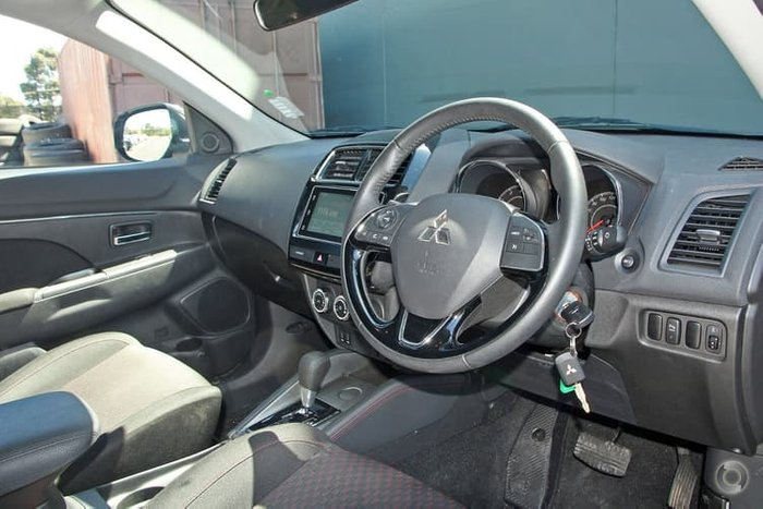 2018 Mitsubishi ASX LS XC MY19 Grey