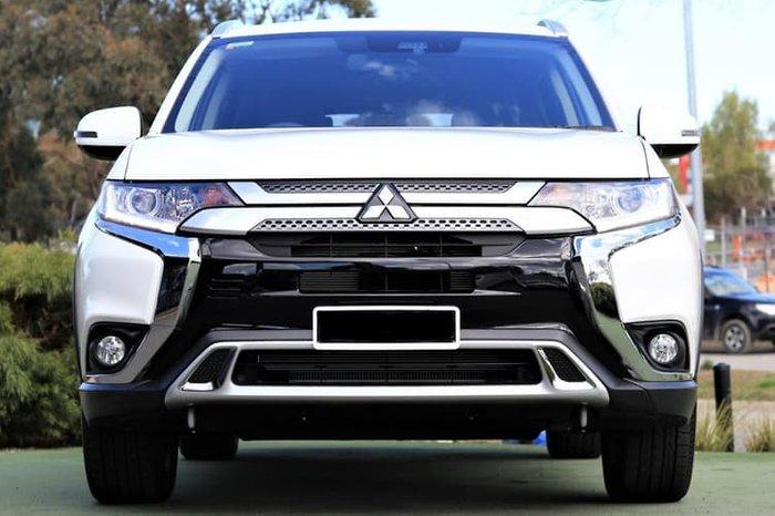 2018 Mitsubishi Outlander LS ZL MY19 White