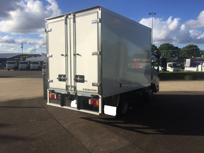 2017 Isuzu NLR 45-150 TC-AMT SWB Refrigeration Pan