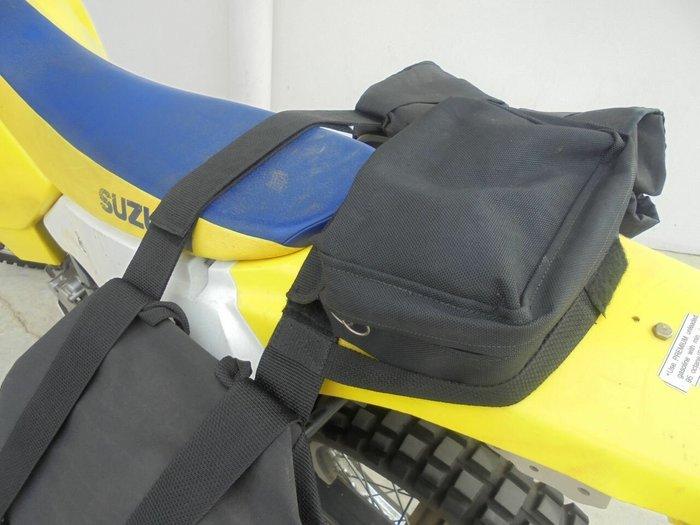 2007 Suzuki DR-Z400E (ELECTRIC) Yellow