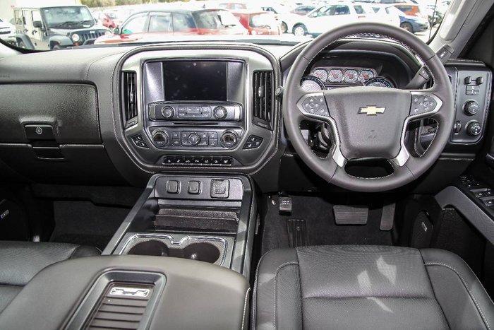 19 CHEVROLET SILVERADO 2500 LTZ MIDNIGHT EDITION 6.6L TD V8 AT