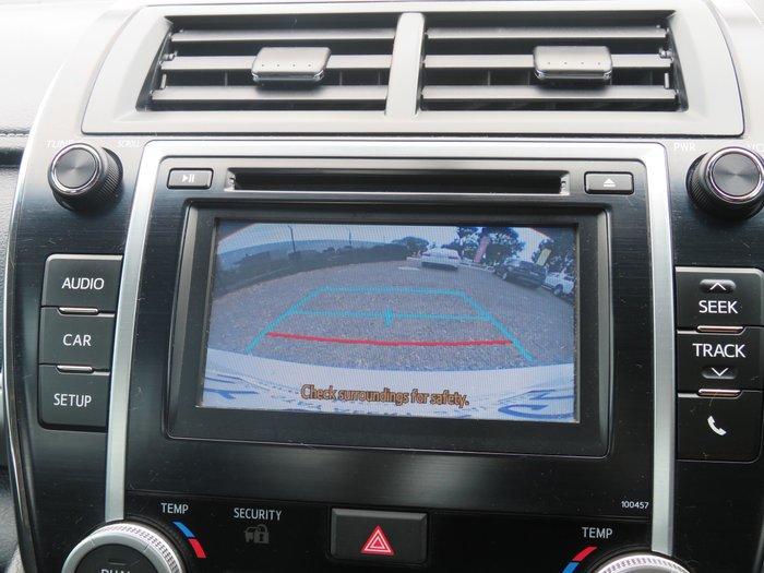 2015 Toyota Camry Hybrid HL AVV50R Sliver