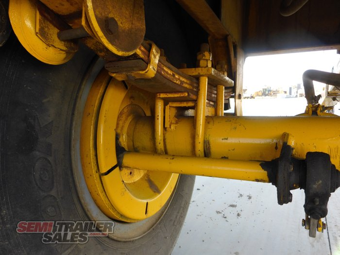 1985 Custom Pole Jinker