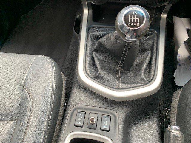 2015 Nissan Navara ST-X D23 4X4 Dual Range White