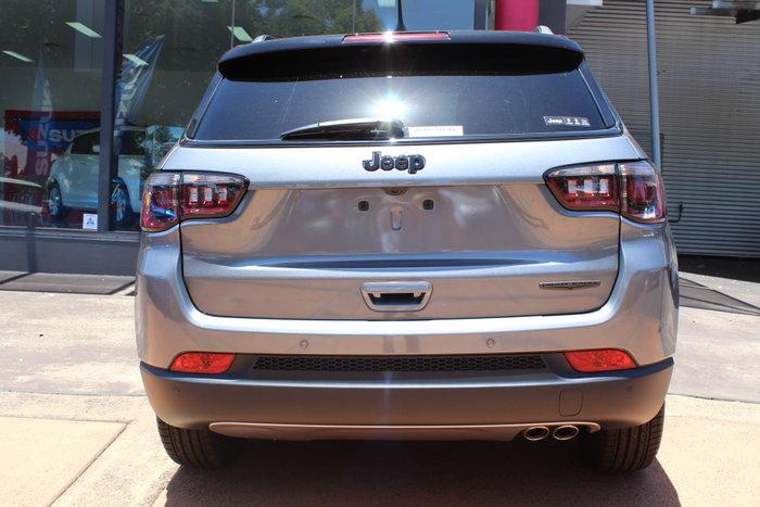 2020 Jeep Compass Night Eagle M6 MY20 GREY MAGNESIO