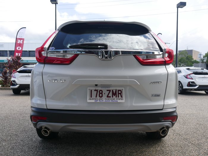 2020 Honda CR-V VTi-S RW MY20 4X4 On Demand PLATINUM WHITE