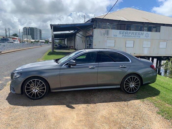 2020 Mercedes-Benz E-Class E300 W213 992-Selenite Grey Metallic