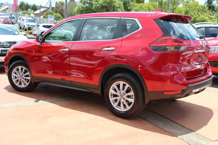 2019 Nissan X-TRAIL ST T32 Series II RUBY RED