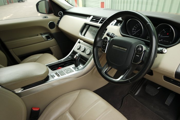 2014 Landrover Range Rover Sport L494 MY14.5 RED