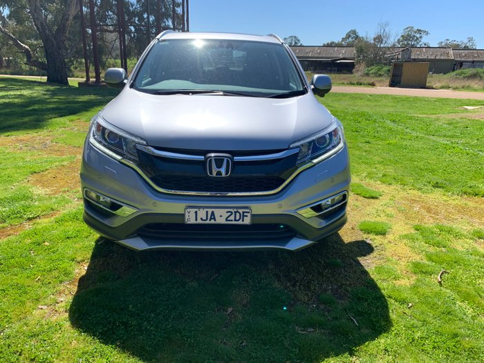 2015 Honda CR-V VTi-L RM Series II MY16 4X4 On Demand SILVER OR CHROM