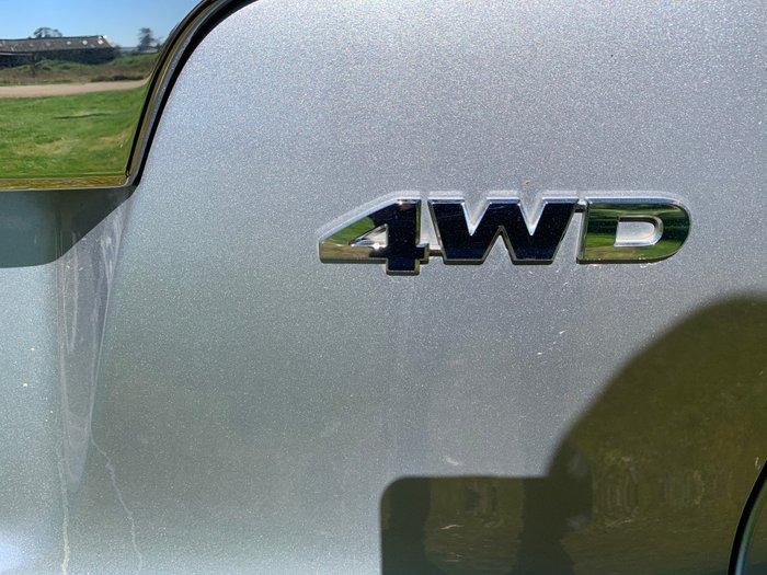 2015 Honda CR-V VTi-L RM Series II MY16 4X4 On Demand SILVER OR CHROM