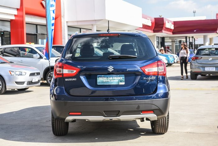 2019 Suzuki S-Cross Turbo Prestige JY Blue