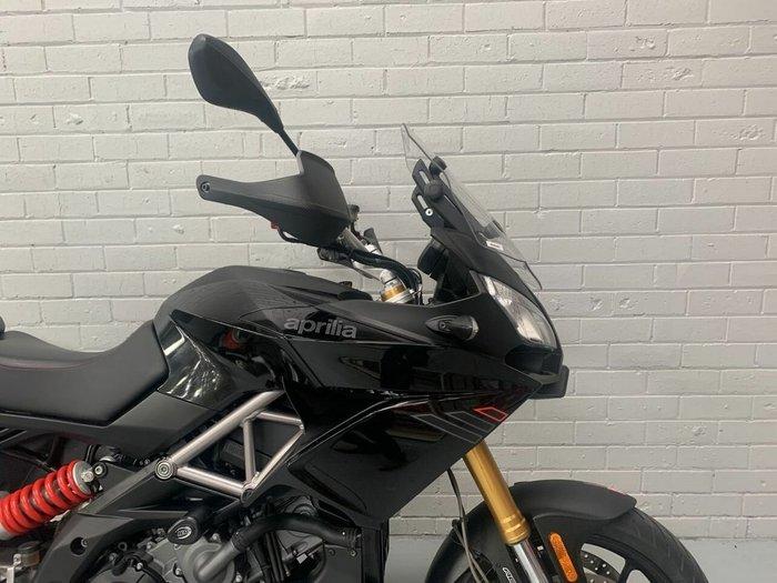 2015 APRILIA CAPONORD 1200 Black
