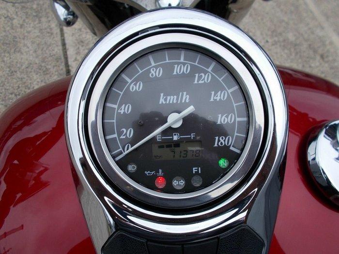 2006 Suzuki VL800 (BOULEVARD C50) Red