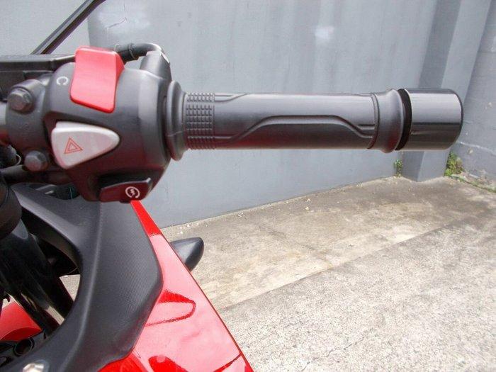 2013 Honda CBR500R (ABS) Red